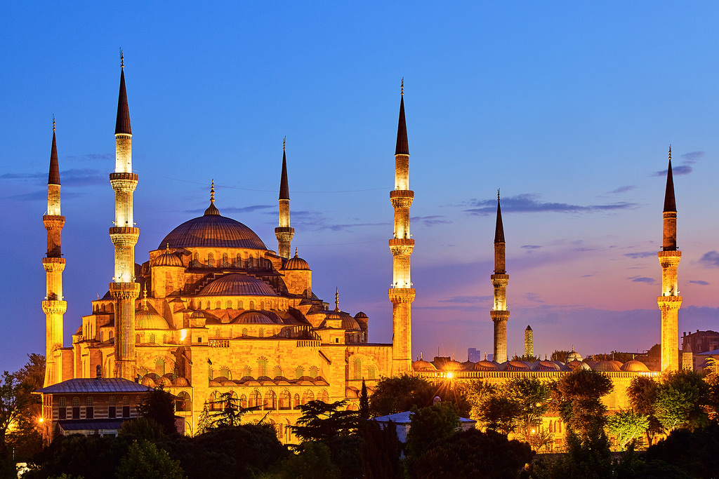 Istanbul-6 أيام Marble Hotel
